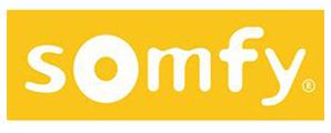 Logo von Somfy